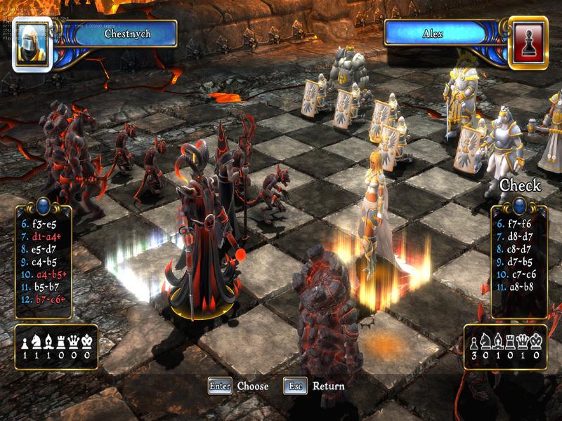 schach games