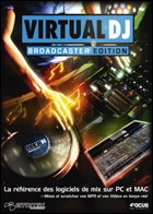 Virtual DJ : Broadcaster Edition (PC & MAC)