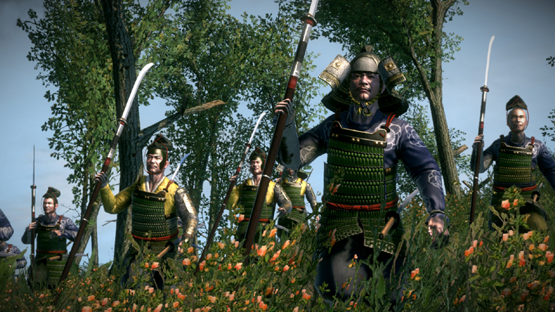 total war shogun 2 rise of the samurai crack free