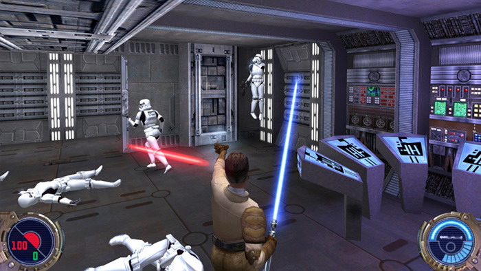 Buy Star Wars Jedi Knight II Jedi Outcast (Mac) CD Key at ...