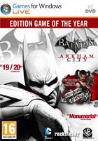 telecharger Batman Arkham City - Game of the Year Edition