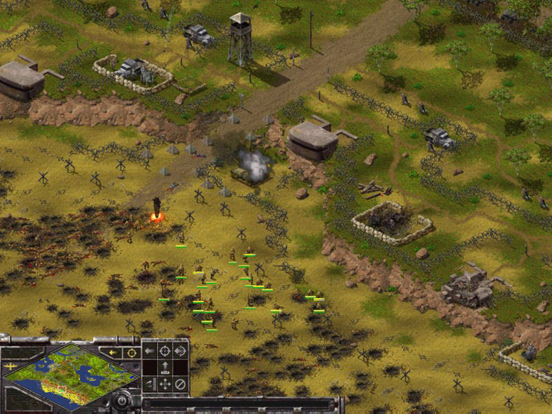 Buy Sudden Strike Gold + Total War 1 & 2 CD Key at the ...