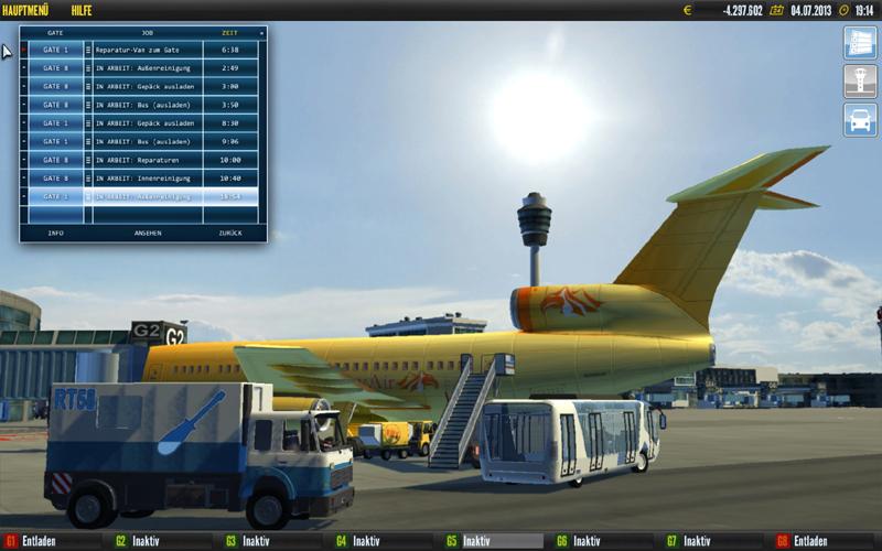 Скачать аэропорт симулятор через торрент
