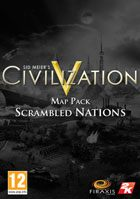 telecharger Civilization V Map Pack: Scrambled Nations