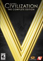 Sid Meier's Civilization V: The Complete Edition is 31.99 (36% off)