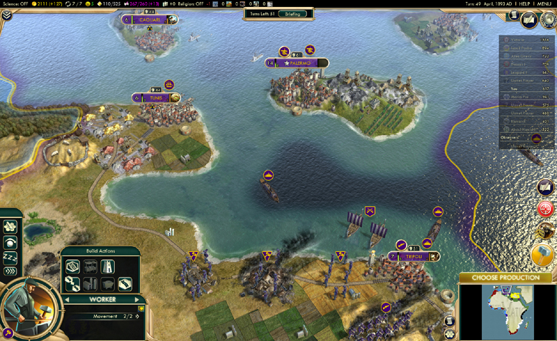 Download civilization 5 gods and kings.