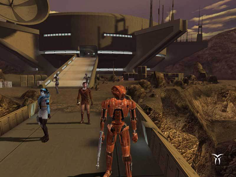 Knight of the old republic telecharger