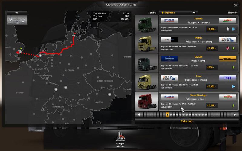 Acheter Et Telecharger Euro Truck Simulator 2 Au Meilleur Prix