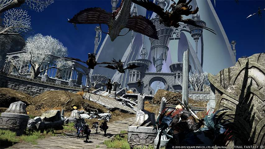 Buy Final Fantasy XIV: Heavensward CD Key at the best price