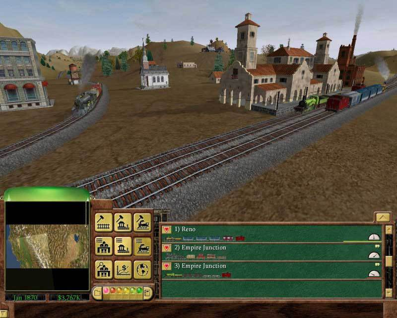 Buy Railroad Tycoon 3 Cd Key At The Best Price