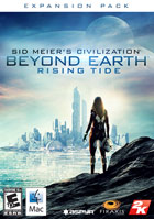 Sid Meier's Civilization: Beyond Earth Rising Tide (Mac)