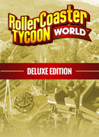 telecharger RollerCoaster Tycoon World - Deluxe