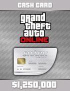Grand Theft Auto Online: Great White Shark Cash Card