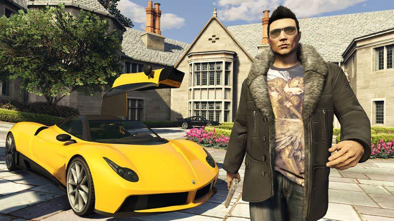grand theft auto 5 online spielen