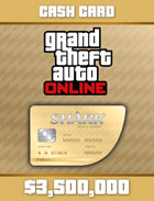 telecharger Grand Theft Auto Online: Whale Shark Cash Card