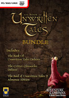 telecharger The Book of Unwritten Tales Collection