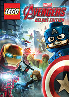 LEGO Marvel�s Avengers Deluxe Edition