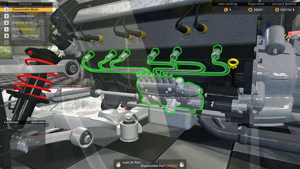 Buy car mechanic simulator 2015 mercedes benz dlc cd for Mercedes benz games
