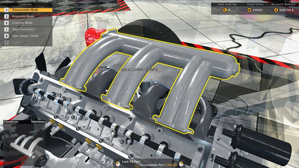 Buy car mechanic simulator 2015 mercedes benz dlc cd for Mercedes benz mechanic