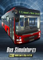 telecharger Bus Simulator 16 - MAN Lion´s City A47 M