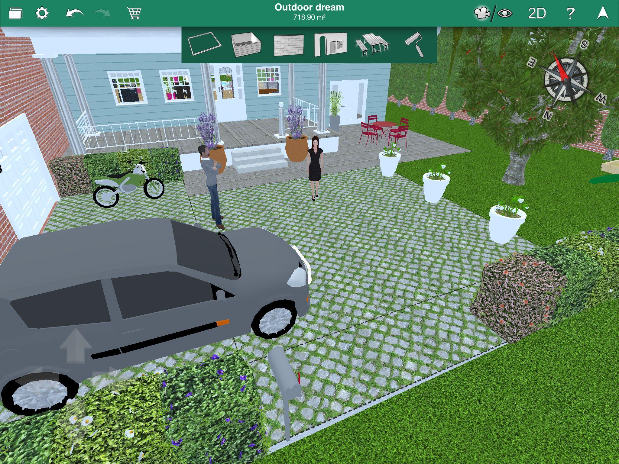 buy home design 3d outdoor garden cd key at the best price