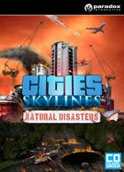 Cities: Skylines - Natural Disasters is 7.5 (50% off) via DLGamer