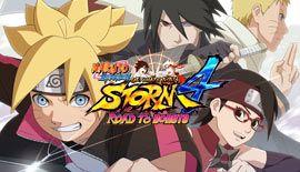 NARUTO SHIPPUDEN Ultimate Ninja STORM 4 Road to Boruto Expansion