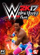 telecharger WWE 2K17 - New Moves Pack