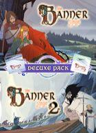 The Banner Saga Deluxe Pack Bundle is 39.73 (29% off) via DLGamer
