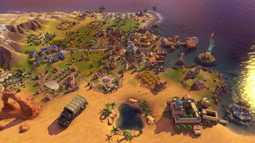Resultado de imagen de Sid Meier's Civilization VI