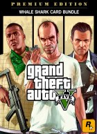 Grand Theft Auto V: Premium Online Edition & Whale Shark Card Bundle is 37.98 (37% off) via DLGamer