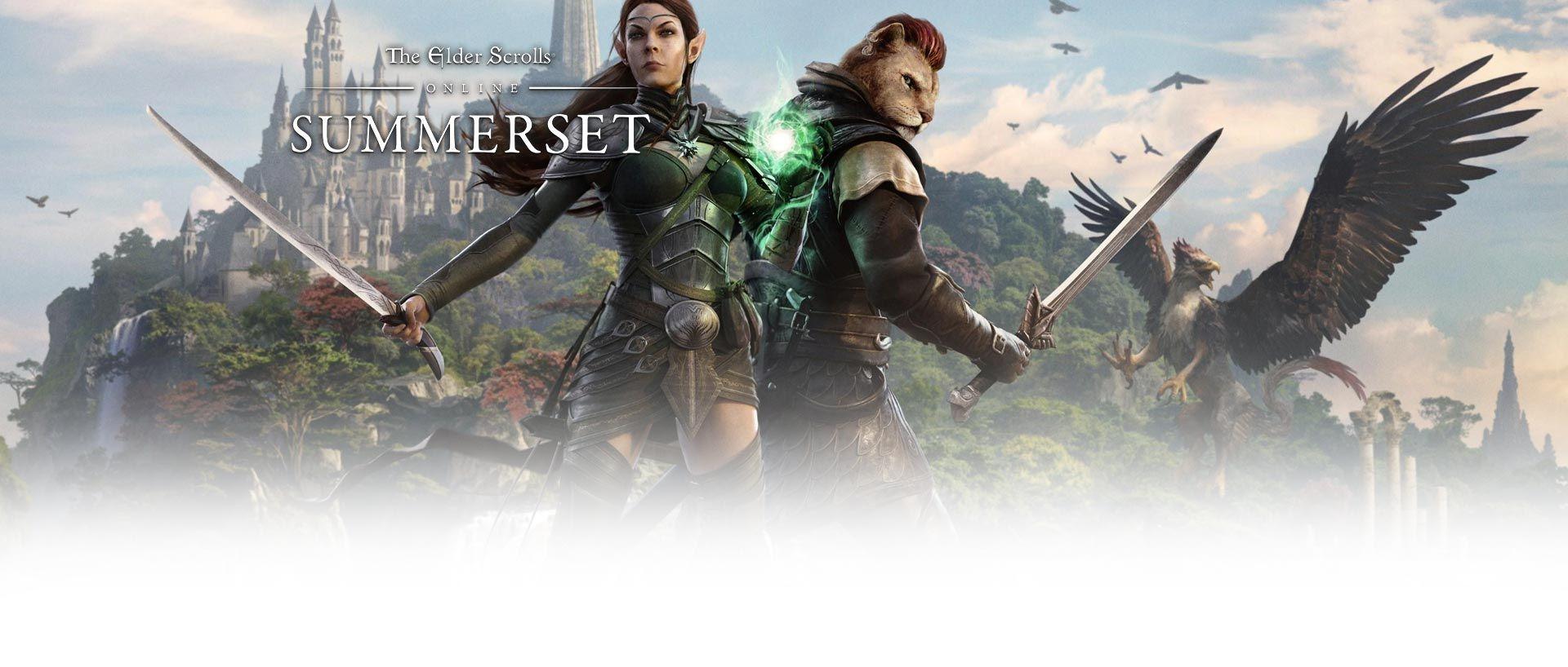 The Elder Scrolls Online: Summerset - Upgrade
