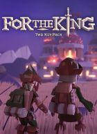 For The King - Double Pack is 23.99 (40% off) via DLGamer