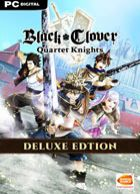 telecharger Black Clover Quartet Knights - Deluxe