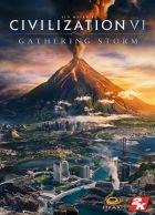 Sid Meier's Civilization VI: Gathering Storm is 10 (75% off) via DLGamer
