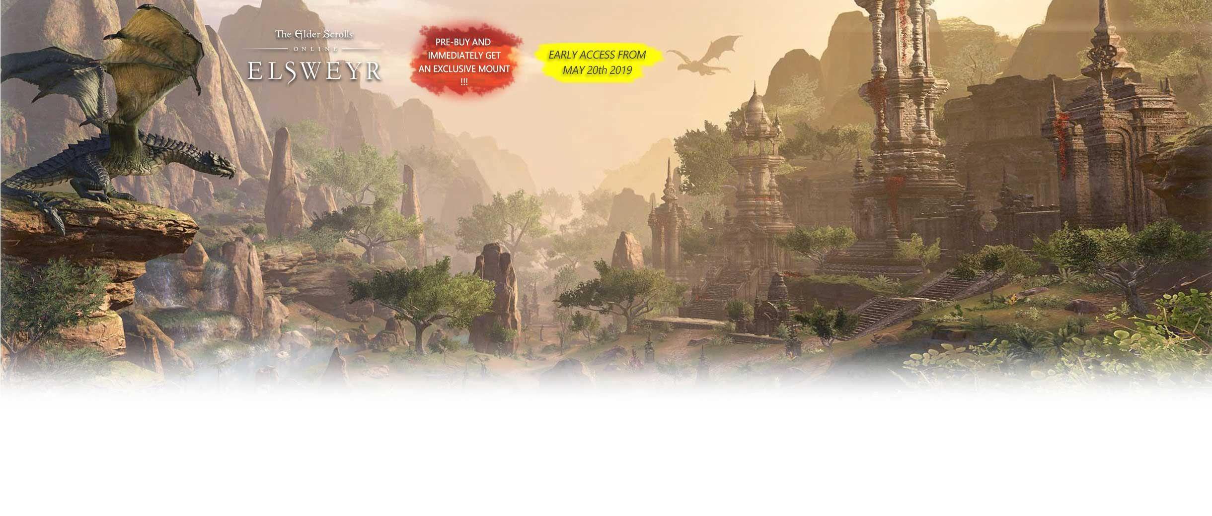 The Elder Scrolls Online: Elsweyr - Collectors Upgrade
