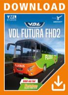 telecharger Fernbus Simulator Add-on - VDL Futura FHD2