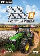 Farming Simulator 19 - Platinum Edition is 18.74 (25% off) via DLGamer