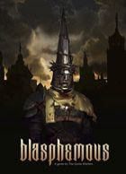 Blasphemous is 12.5 (50% off) via DLGamer