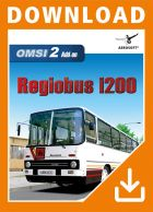 telecharger OMSI 2 Add-On Regiobus i200