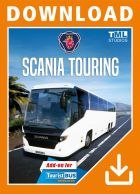 telecharger Tourist Bus Simulator Add-on - Scania Touring