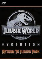 Jurassic World Evolution: Return to Jurassic Park (DLC) is 10 (50% off)
