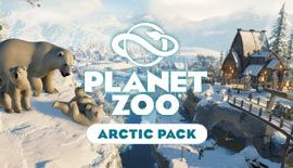Planet Zoo: Arctic Pack (DLC) is $6.49 (35% off)