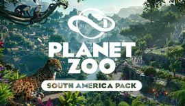 Planet Zoo: South America Pack is $6.99 (30% off)