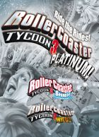 telecharger RollerCoaster Tycoon 3 Platinum