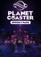 Planet Coaster - Spooky Pack is 5.5 (50% off)