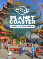 Planet Coaster - World's Fair Pack is 5.5 (50% off)