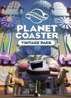 Planet Coaster - Vintage Pack is 5.5 (50% off) via DLGamer