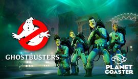 Planet Coaster: Ghostbusters is $7.5 (50% off)