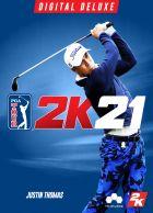 PGA TOUR 2K21 Digital Deluxe Edition is 23.1 (67% off) via DLGamer